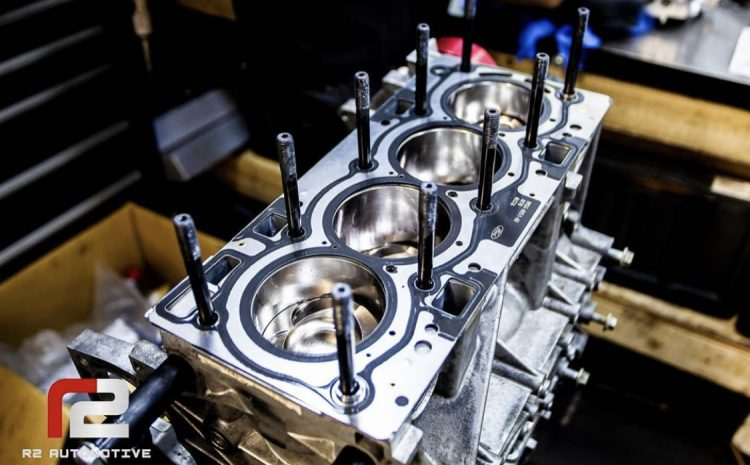 Engine Block Re-boring & Honing